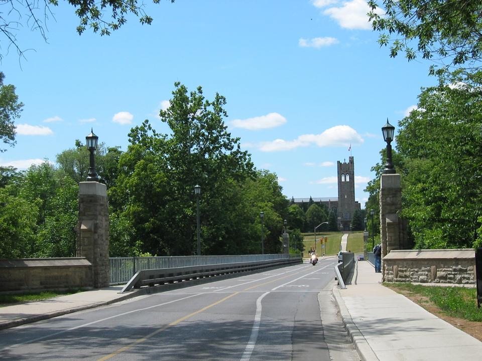 【城游安大略伦敦】西安大略大学UWO印象